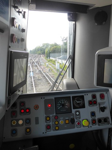 Class 387 Electrostar Cab Control Layout Top Left To