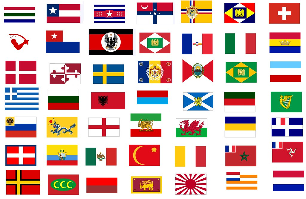 flags of the world 1900 alternate history from my alter flickr