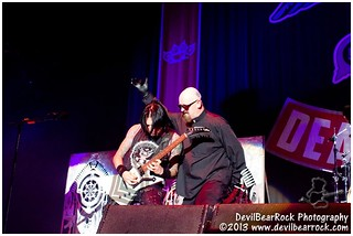 Five Finger Death Punch at Birmingham LG Arena | by Devil Bear Rock