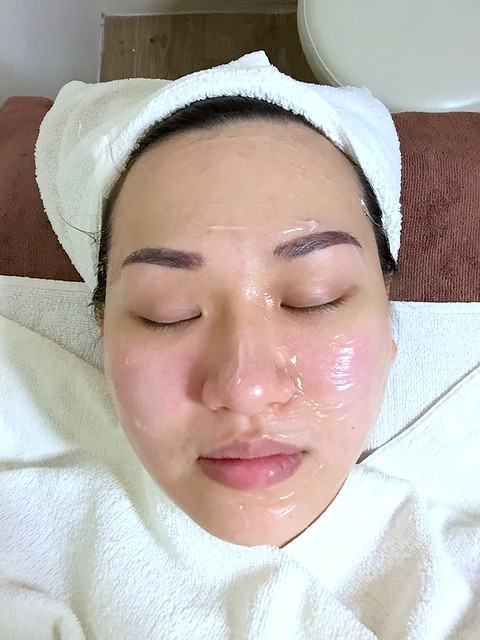 Bejeweled Facial