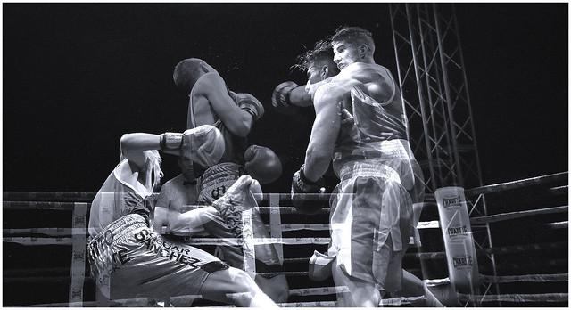 Adrian Rodriguez vs Carlos Gamella