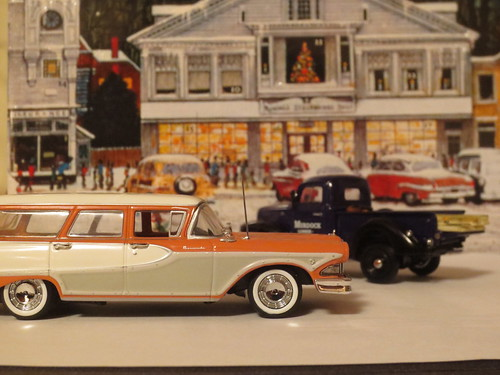 Edsel Bermuda by Minichamps | by IFHP97