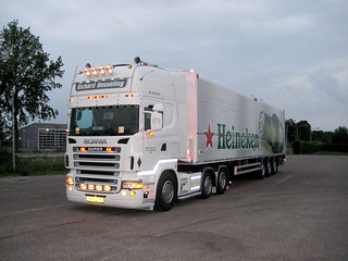 Richard Besseling Transport Heineken | by Solar Guard Exclusive Truck Parts