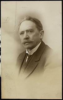 Portrett av Per Winge (1858-1935) | by National Library of Norway