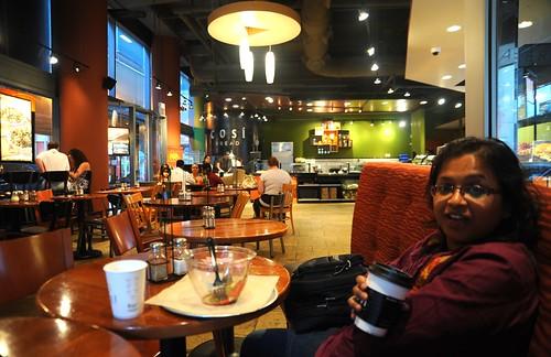 Cosi Cafe Chicago