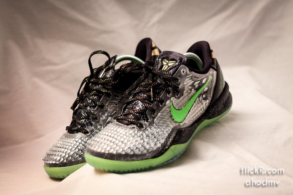 best sneakers 69b1f 3c53f ... Nike Kobe 8 System   Christmas   by ahoDMV