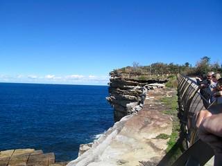 Watson's Bay Cliff Walk