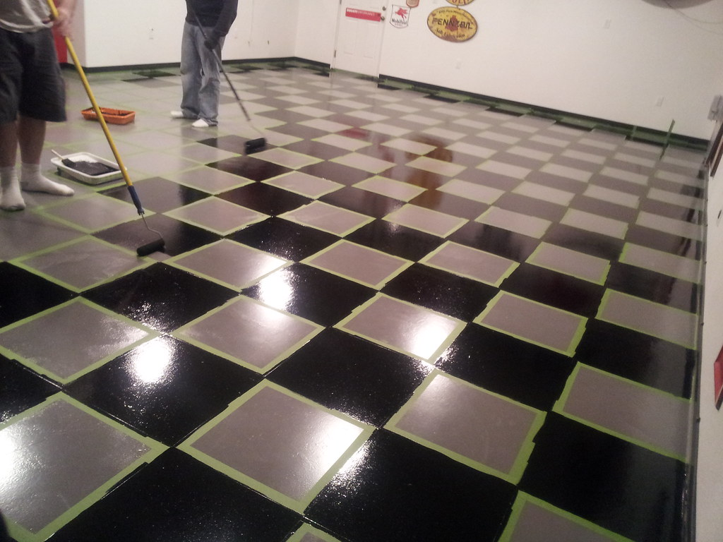 garage checkered floor – gurus floor