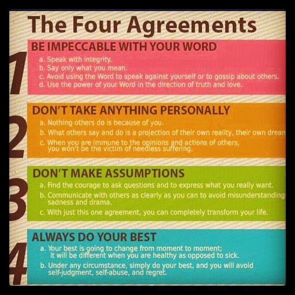 Hurt Quotes Love Relationship The Four Agreements Don Flickr