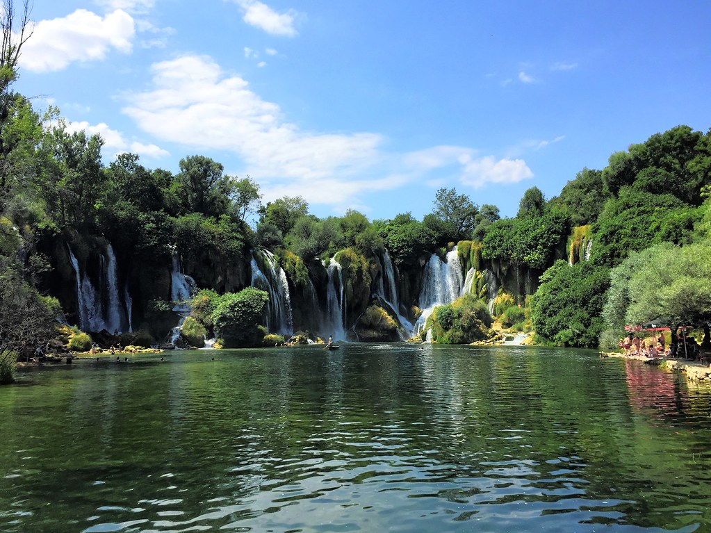 2016.08 - Kravica waterfall, Bosnia and Herzegovina