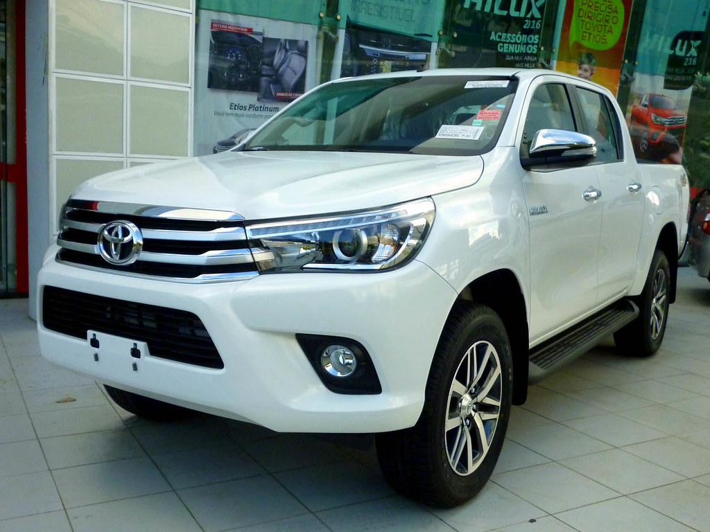 Toyota Hilux CD SRV 4x4 2.8TDi 2016 | www.automovelbrasil.co… | Flickr