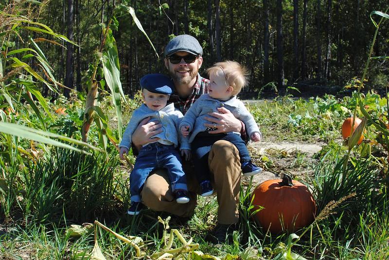 Dad & Eleanor & Linus