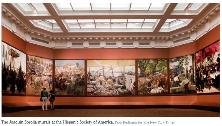 Hispanic Society by New York Times