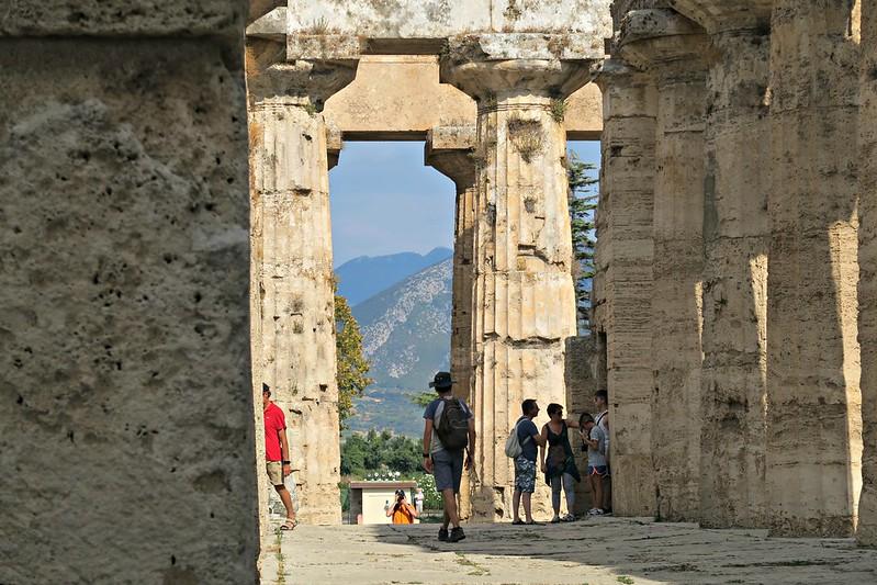 Paestum - os templos mais chocantes da Magna Grécia