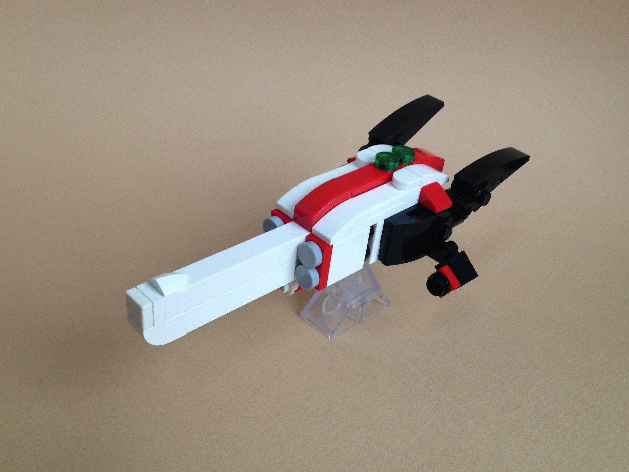 V29 Missile Corvette