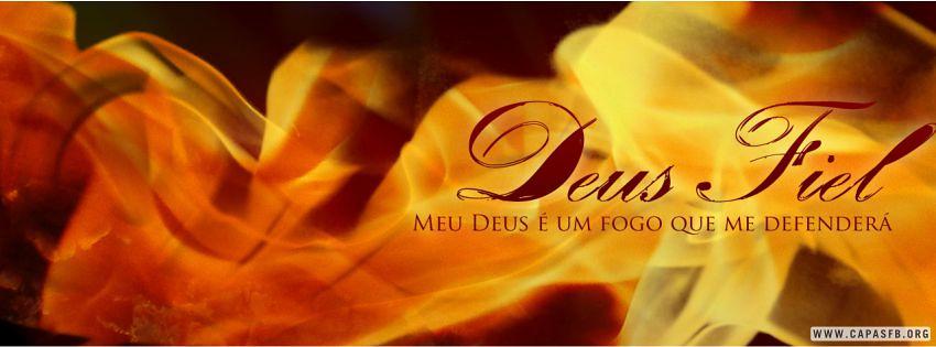 01083 Frases Deus Fiel Religiao Capas Para Faceboo Flickr