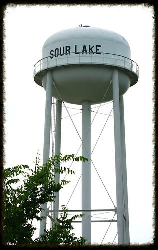 Sour lake texas water tower historic sour lake texas for Sour lake motors tx