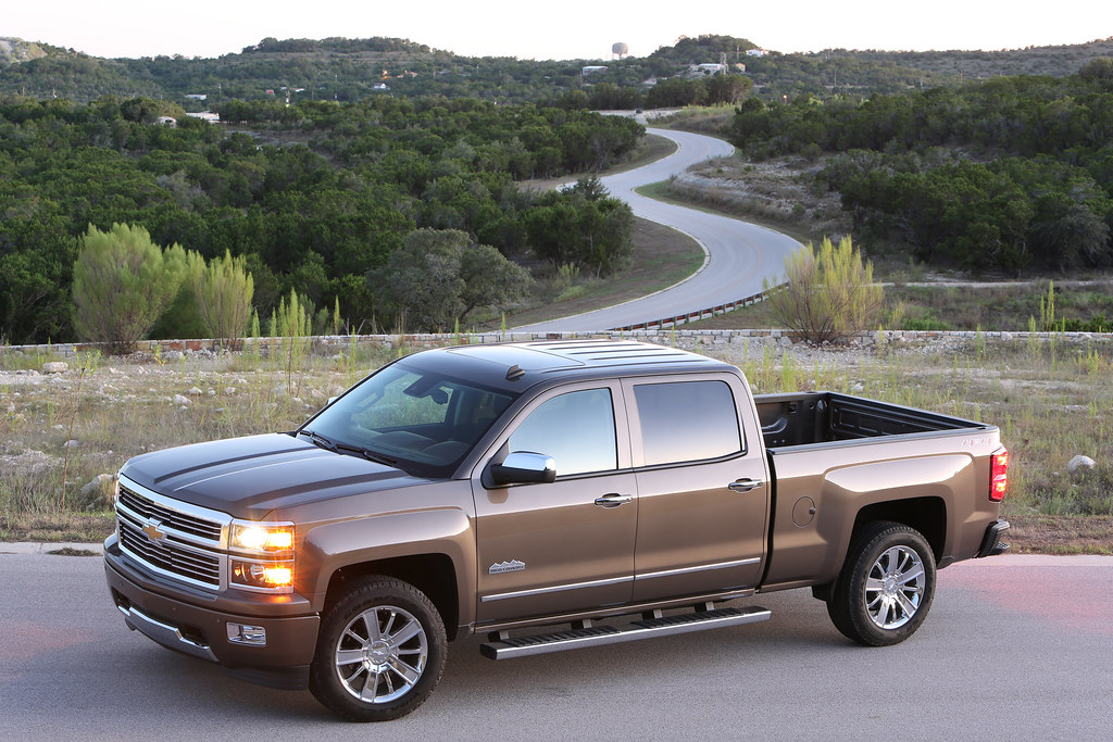 ... 2014 Chevrolet Silverado High Country | By AlBargan