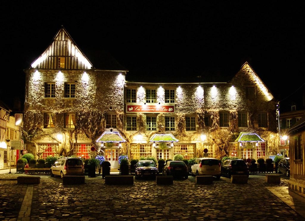 7d6d8f5034d74f ... ROLY0174 - Les Maisons De Léa - Hotel Restaurant   Spa de charme -  HONFLEUR