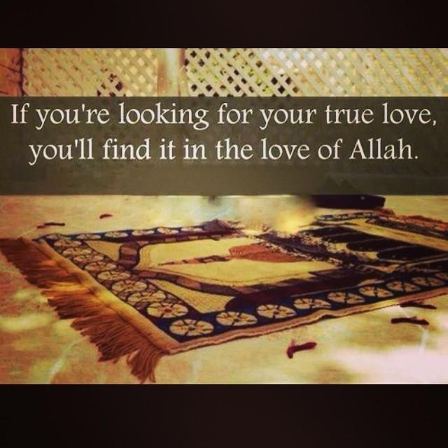 finding love in islam