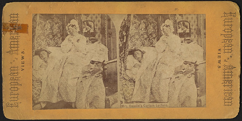 Mrs. Caudle's curtain lecture | by Boston Public Library