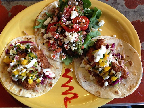 2014/265/155 Maybe The Best Three Tacos Anywhere | by cogdogblog