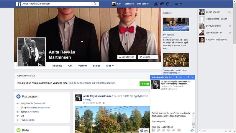 anita røykaas marthinsen facebook