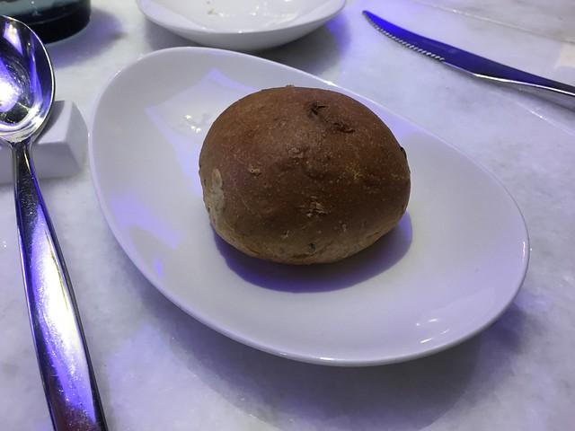 可以續給的麵包@台中西屯,日橡精緻鐵板料理