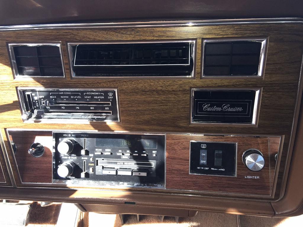 ... 1988 Oldsmobile Custom Cruiser Wagon   by RS 1990