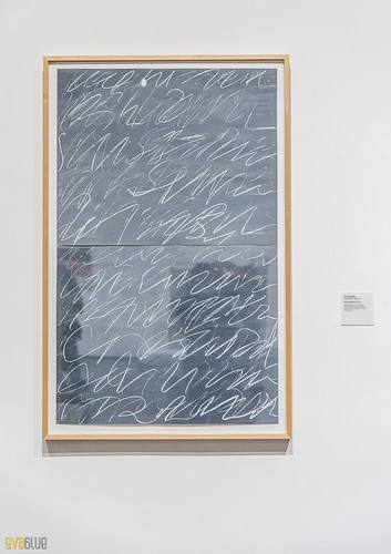 Cy Twombly LACMA Los Angeles 01 | by Eva Blue