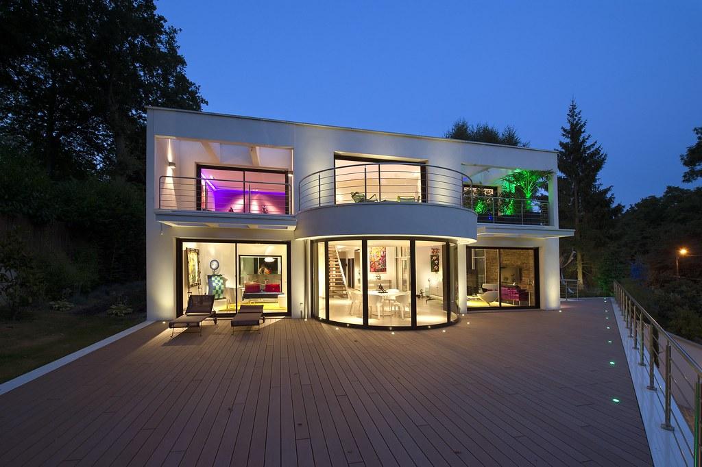 Maison d 39 architecte philippe giorgi flickr for Architecte region parisienne