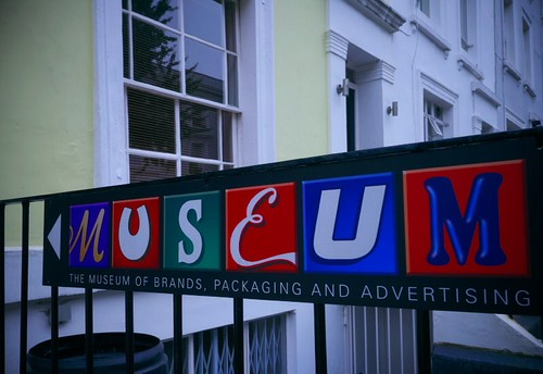 Museum of Brands, Packaging and Advertising | by Long Sleeper (busy!)