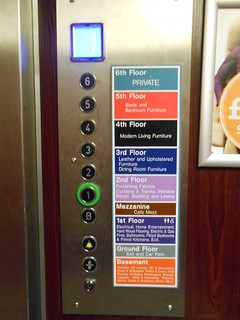 lift controls | by :: Wendy ::