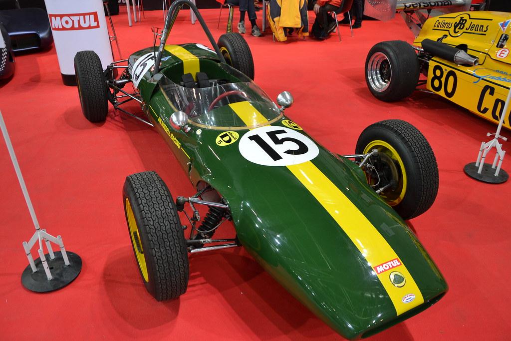 Lotus Formula 3 | Michelangelo Delu\' | Flickr