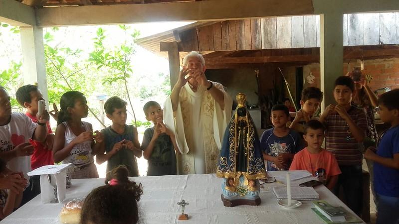 Misión Padre Nino Brasil