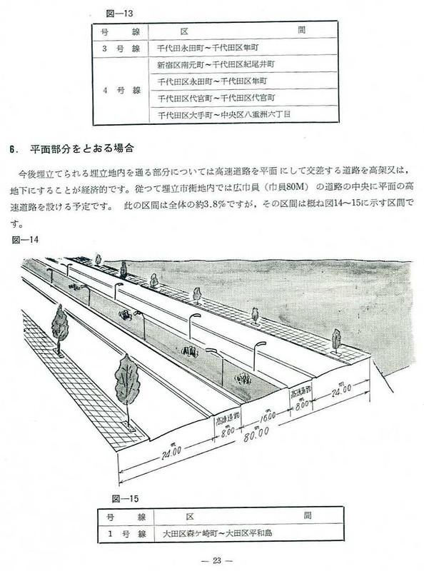 東京都市高速道路の建設について (24)