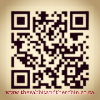 Scan me for all the Rabbit and the Robin Urls #rabbit #rabbitandrobin #design #qr #code #blog #fb #twitter #youtube #art #photography | by rabbitandrobin