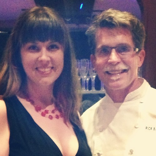 Oh, just hanging out with Rick Bayless. Like I do. | by MyJRNY