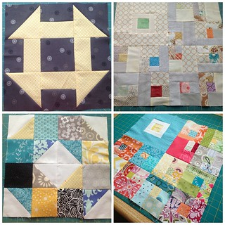 June Bee Blocks | by Jenniffier