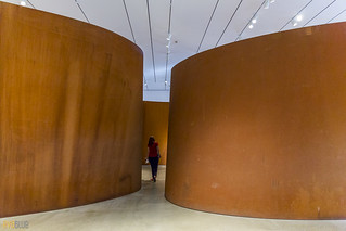 Richard Serra Band LACMA Los Angeles 04 | by Eva Blue