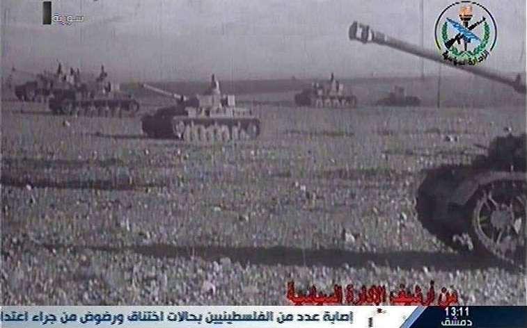 PzIV-maneuvers-syria-1960s-4lj-1