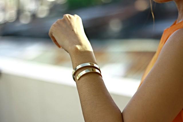 stainless bracelet, cuff bracelet