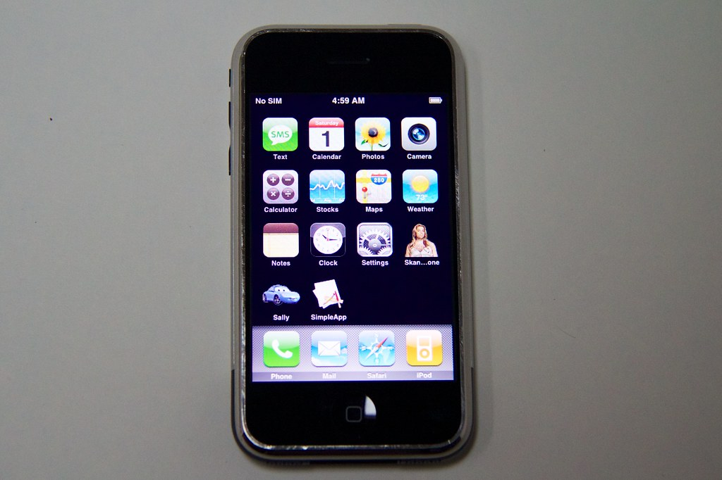 Apple IPhone 2G Prototype
