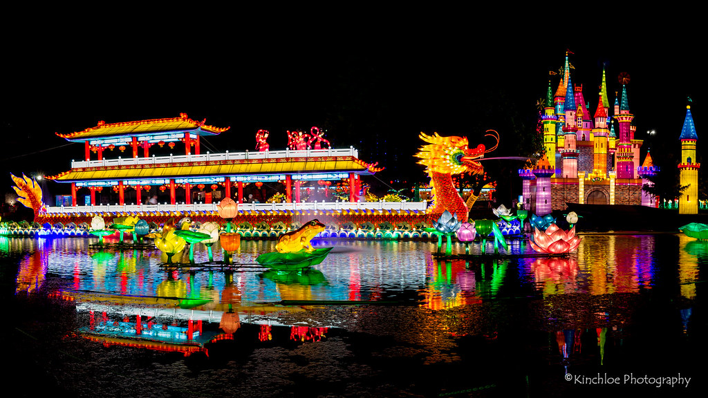 2013 Chinese Lantern Festival - State Fair of Texas | Flickr