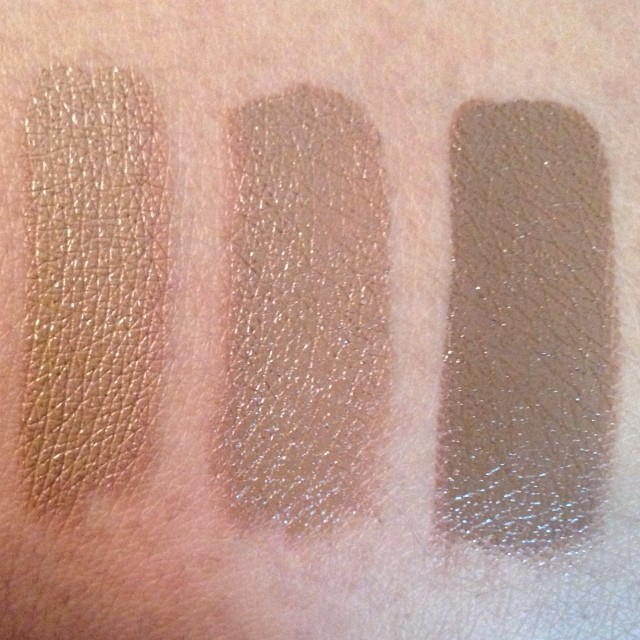 Here are swatches of @CoverFX Total Cover Cream Foundation…   Flickr