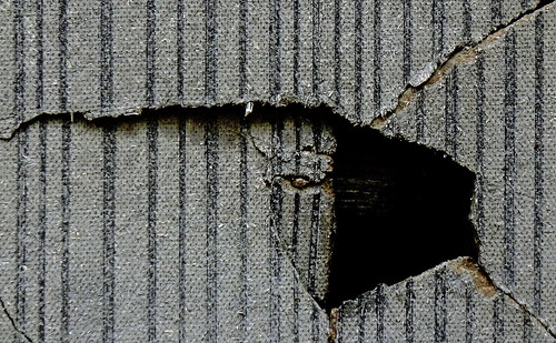Damaged Asbestos Cement Residential Siding Shingle Flickr