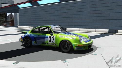 Porsche 911 RSR - Max Moritz Fotoquelle - Reinhard Stenzel - DRM 1975 (3)