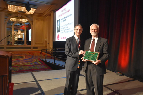 ACRM 2016 Gold Key Award recipient: Kenneth J. Ottenbacher, PhD, OTR // PIRR16_THU_0528