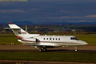 Hawker 800XPCS-DRH 20NOV16 | by Touchdown Aviation Photography