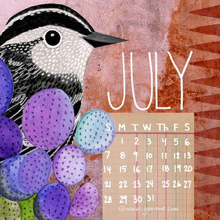 July! | by Geninne